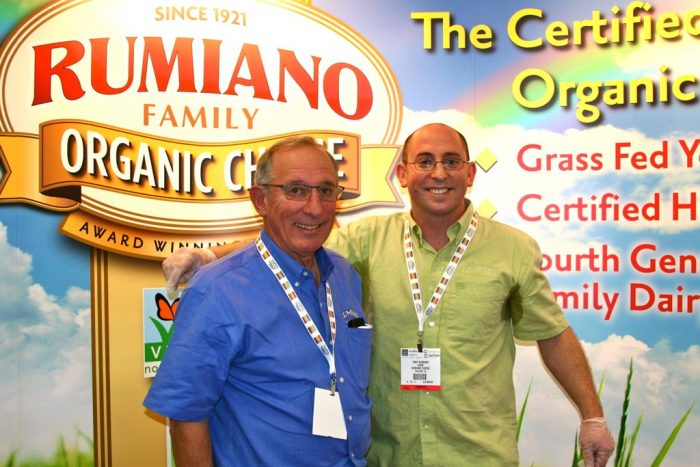 5. Rumiano Family Organic Cheese
