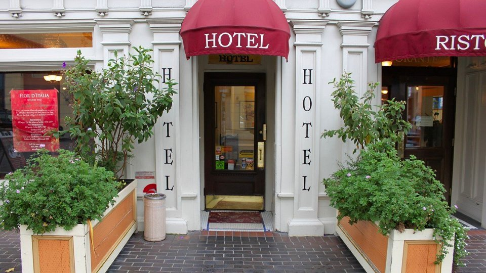 8 haunted hotels in northern california for San francisco haunted hotel