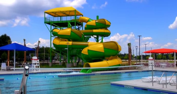 5. Santee Water Park - Santee, SC