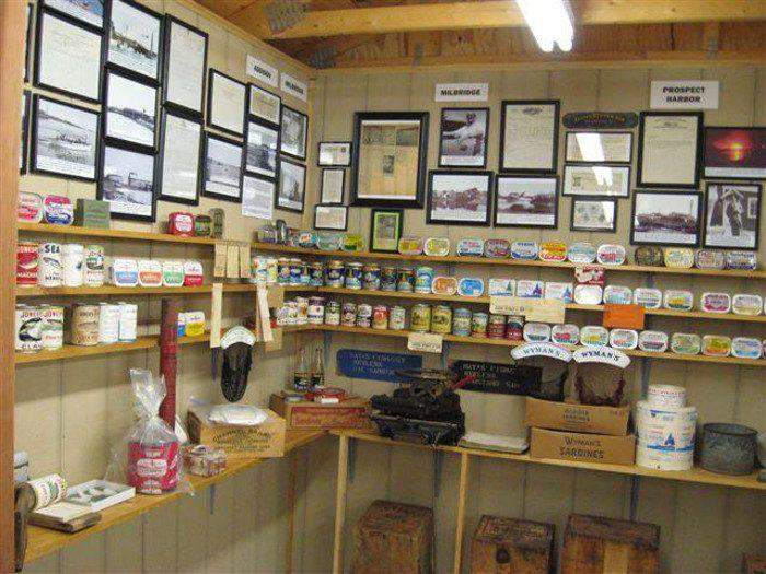 10. Maine Coast Sardine History Museum, Jonesport