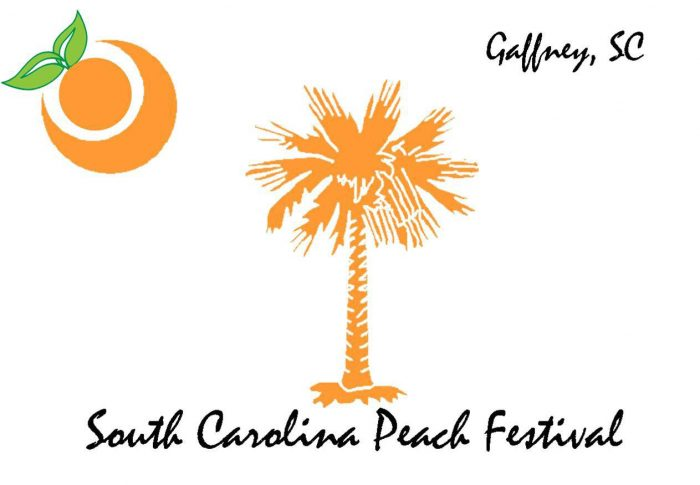 4. South Carolina Peach Festival - Gaffney, SC