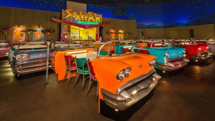 Sci Fi Dine In Theater Walt Disney World Orlando