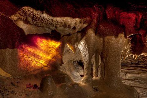 9. Seneca Caverns