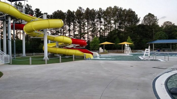 6. Seven Springs Water Park—3820 Macedonia Rd, Powder Springs, GA 30127