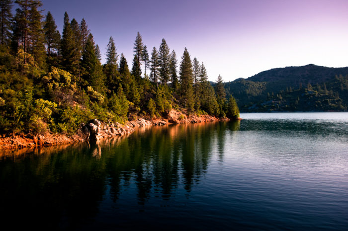 1. Shasta Lake in the morning. She's a pretty sight. Did you know the Fall River provides over 22% of our favorite lake here?
