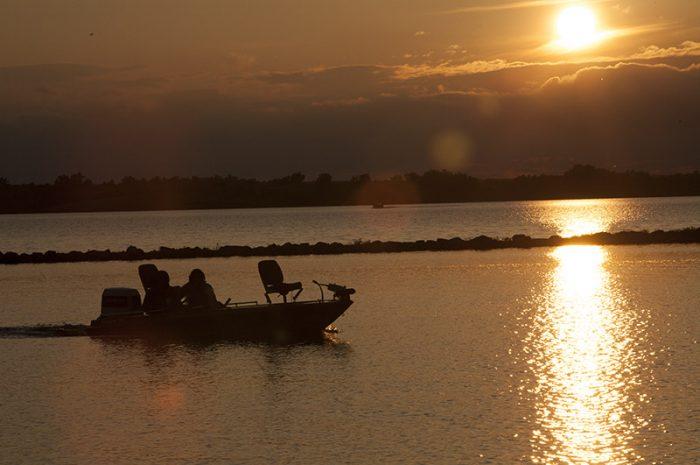 9. Sherman Reservoir, Loup City