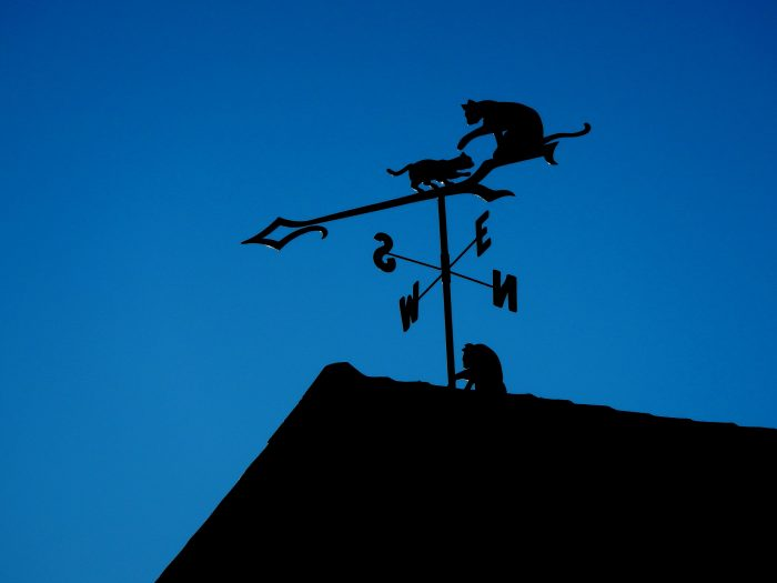 2. Weather Vanes