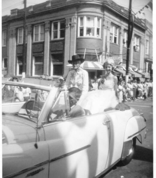 8. Shinnston, 1952