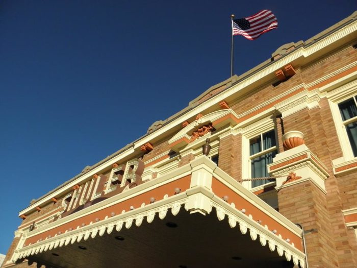 10. Shuler Theater, 131 N 2nd St, Raton, NM 87740