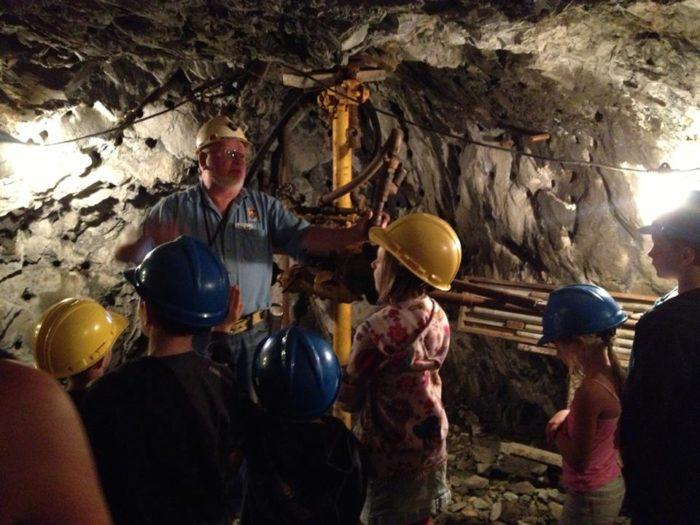 4. Sierra Silver Mine