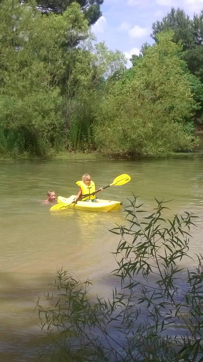 6) Silver Creek, Mount Hermon, LA
