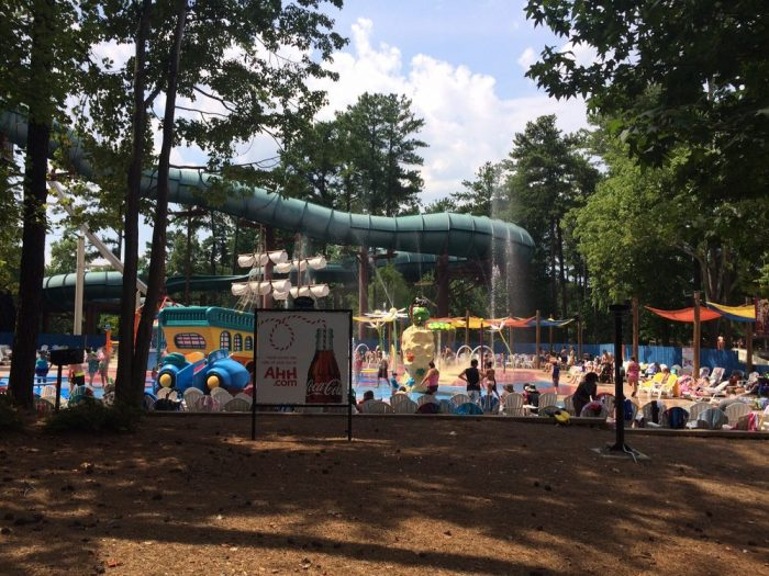 3. Six Flags White Water—250 N Cobb Pkwy NE, Marietta, GA 30062