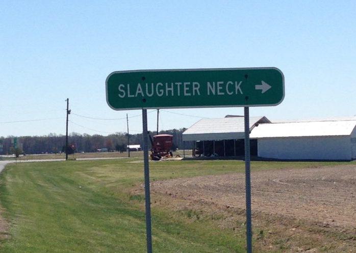 1. Slaughter Neck, Slaughter Beach
