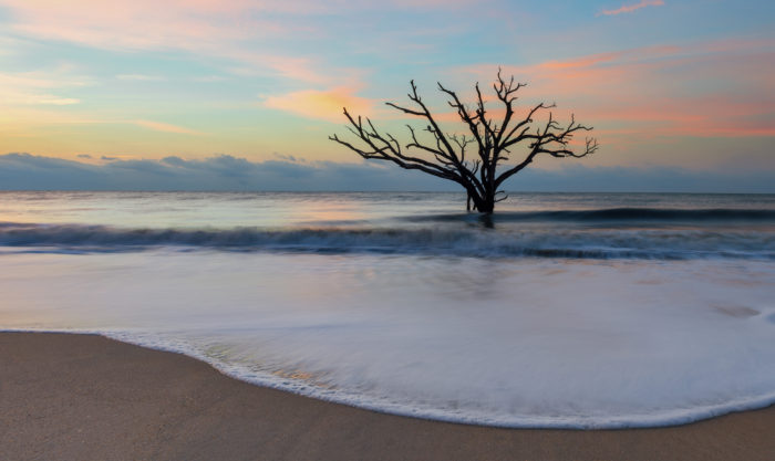 3. SOLITUDE - at Botany Bay on Edisto Island.