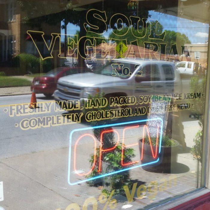 2. Soul Vegetarian—652 N Highland Ave NE Atlanta, GA 30306