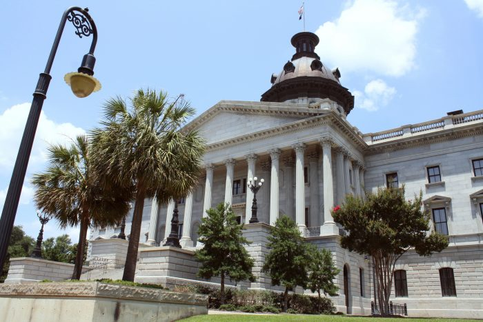 6. Pay homage at the South Carolina State House - Columbia, SC