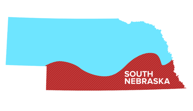 3. Part of Nebraska once tried to secede.