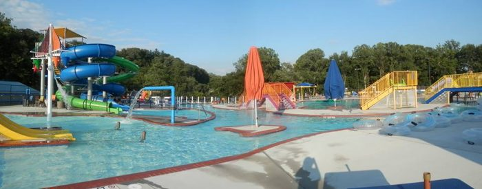 1. Splash Zone, Clarksburg
