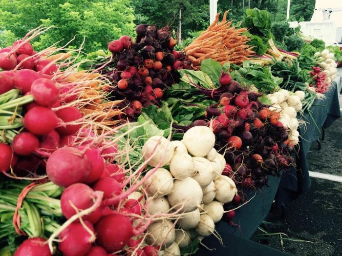 2. Sparta Farmers Market