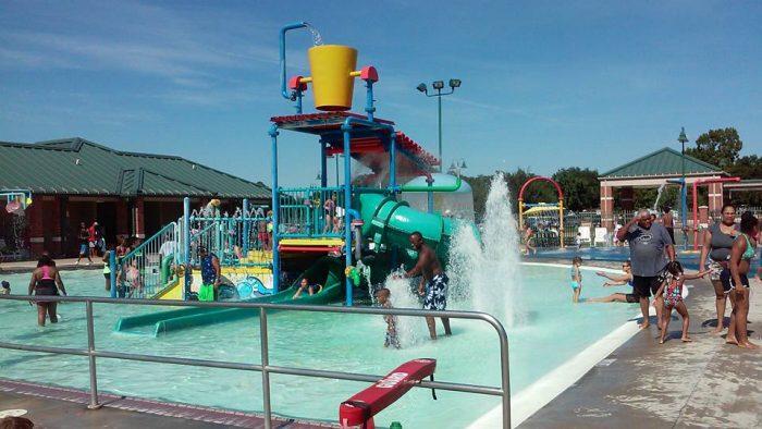 5. SPAR Water Park, Sulphur, LA