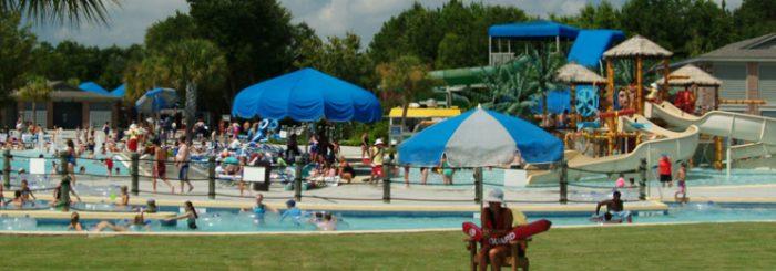 2. Splash Zone at James Island County Park - Charleston, SC