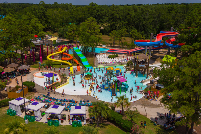 If you've never been to Splash Town before, I highly recommend you add it to your summer plans this year.