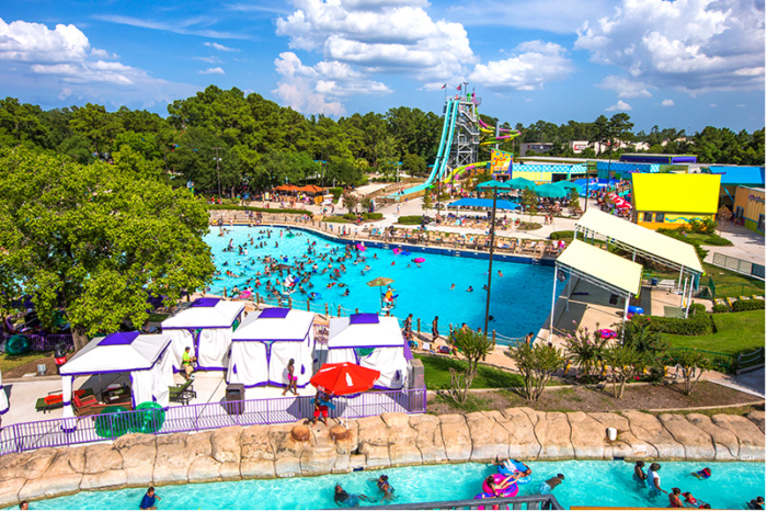 It may not be quite as large as the original Schlitterbahn, but that just means less crowds and more time spent riding rides instead of waiting in lines all day!