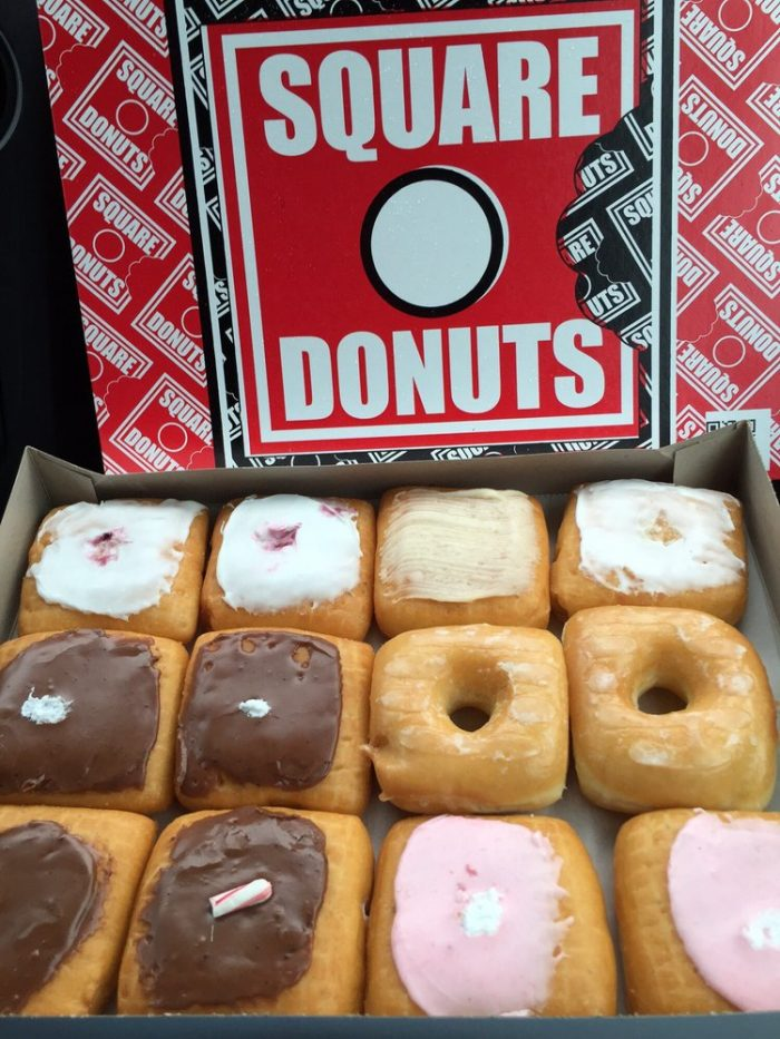 1. Square Donuts - Indiana (statewide)