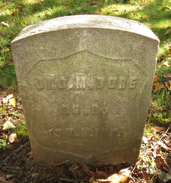 6. Stark Road Cemetery, Conway
