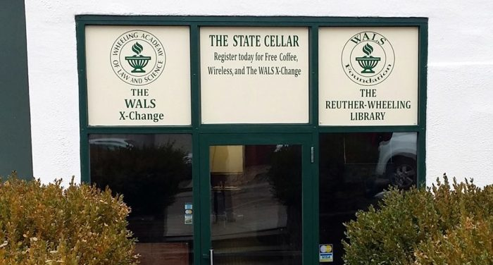 8. The State Cellar, 1413 Eoff St, Wheeling