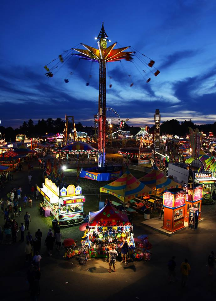 11. Go to the State Fair