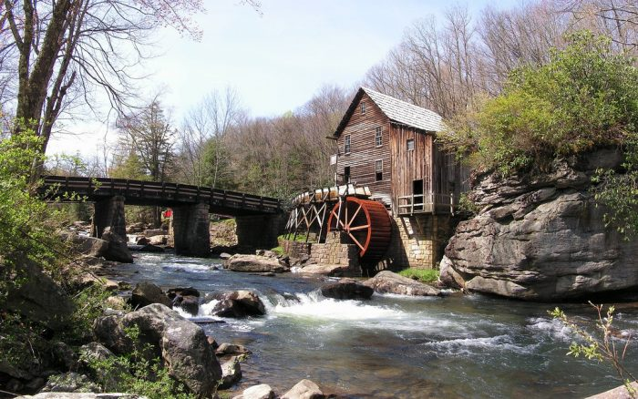 7. Visit A West Virginia State Park