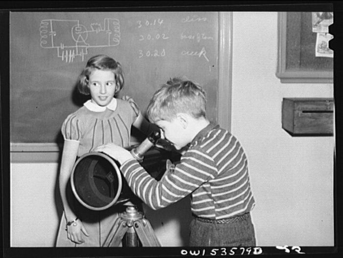 Delaware Science Class