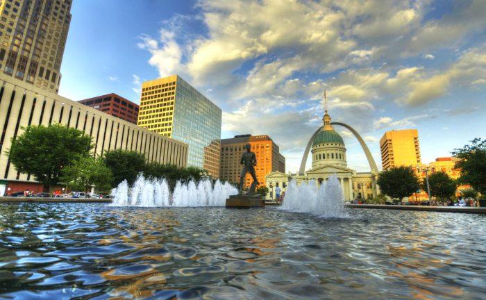 10.  St. Louis