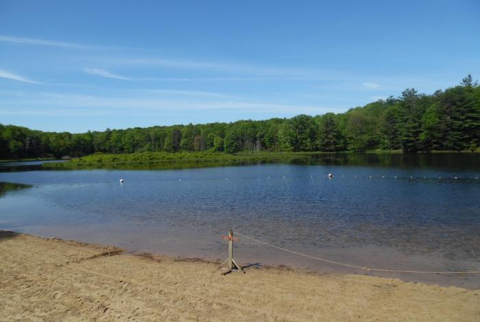 7. Stony Lake, Branchville