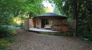 You'll Never Forget Your Stay In These 12 One Of A Kind Washington Cabins