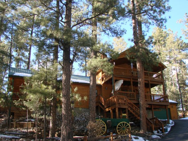 8 Awesome Rental Cabins In New Mexico