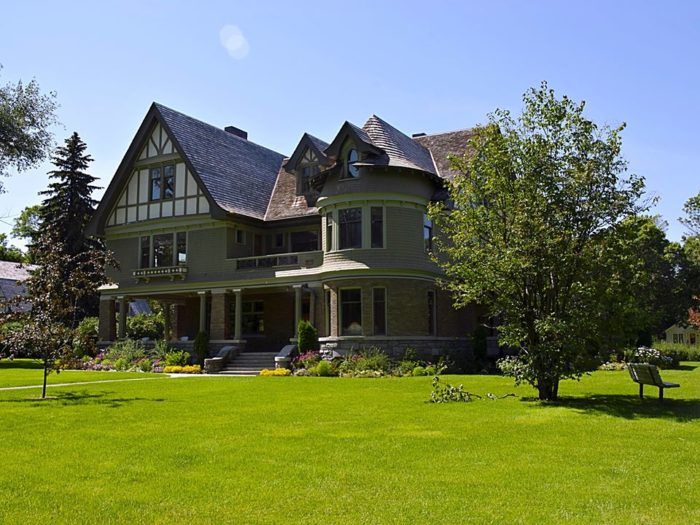 8. The Story Mansion in Bozeman.