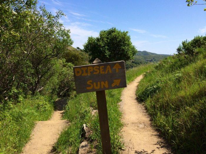 5. Sun Trail (OR) 6. Dipsea Trail, Muir Woods