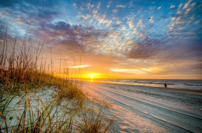 10. Sleep in on vacation when you're at the beach in South Carolina? No way. You'll  miss the best part of the day - the sunrise...