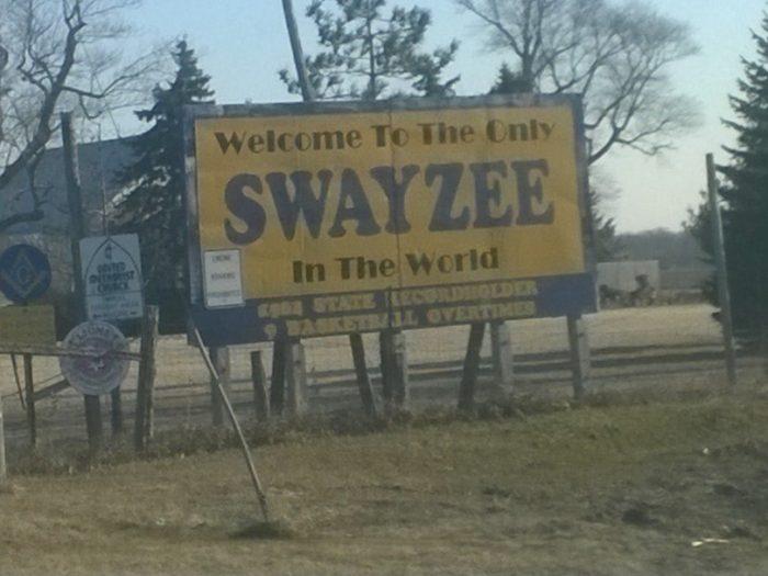 11. Swayzee