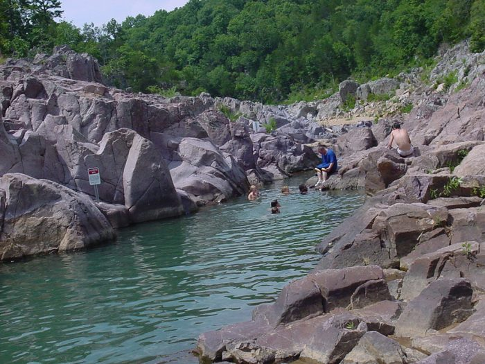 Here Are The 10 Best Swimming Holes In Missouri
