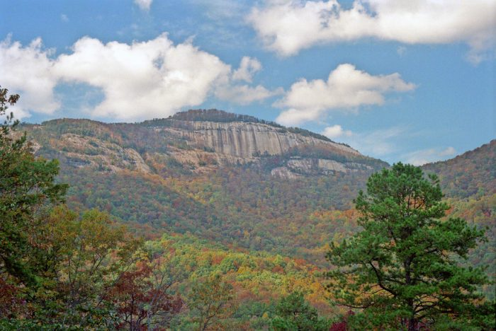 12. Table Rock at Table Rock State Park