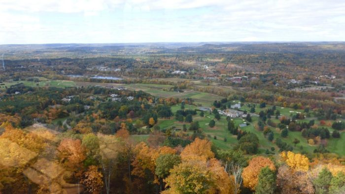 8. Metacomet Trail (Simsbury)