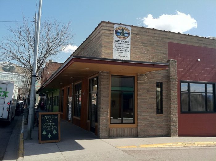 7. Tamarack Brewing Company, Missoula