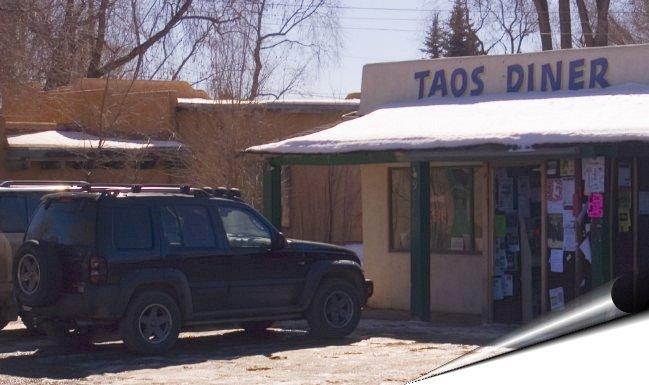 10. Taos Diner I, 908 Paseo Del Pueblo Norte, Taos  Taos Diner II 216 Paseo del Pueblo Sur Suite B, Taos