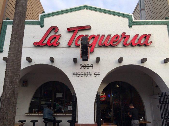 4. La Taqueria