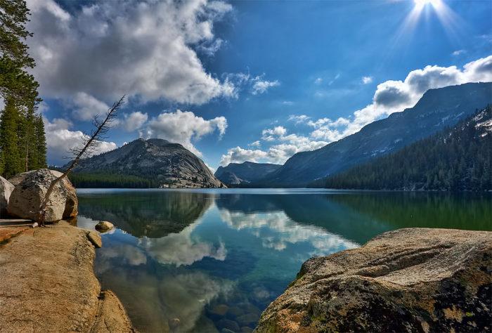 6. Tenaya Lake, Yosemite