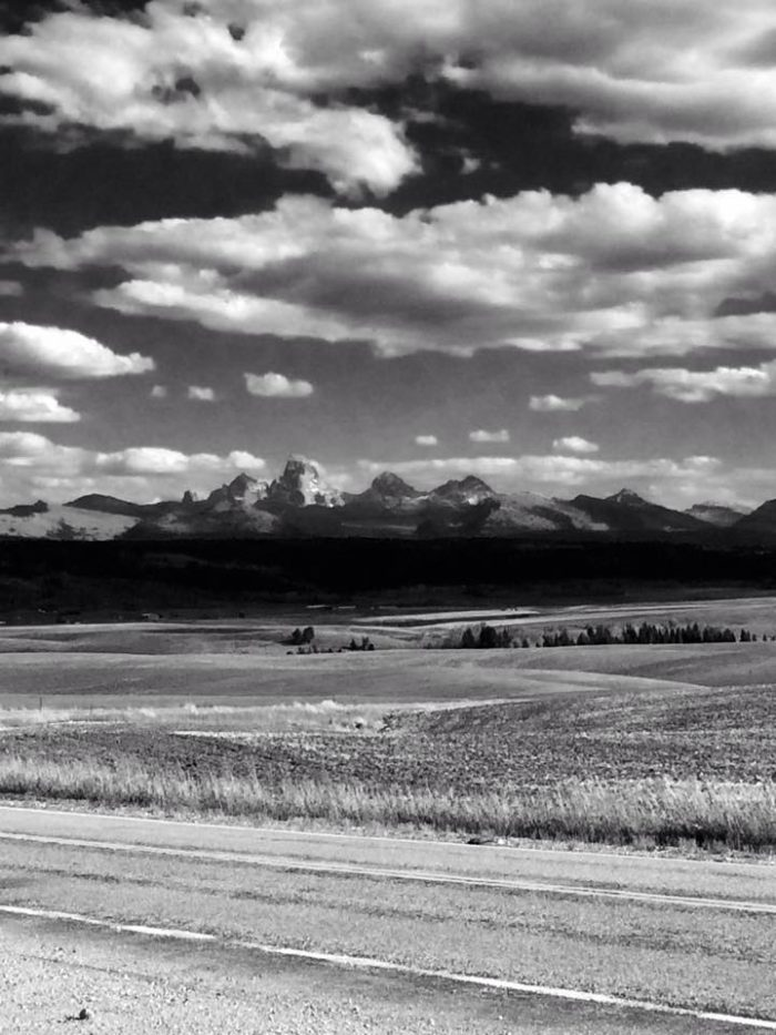 1. Teton Scenic Byway