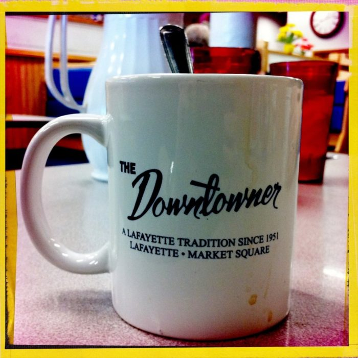 the downtowner coffee